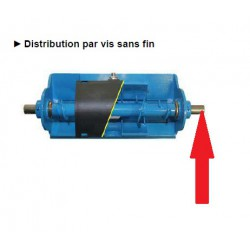 REGULATEUR DE PRESSION 7 BARS 27L/M 50°c EVERFLO