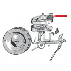 Arroseur turbine forme ronde PRO - 314m² HOZELOCK