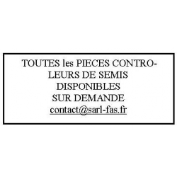 PIECES CONTROLEURS