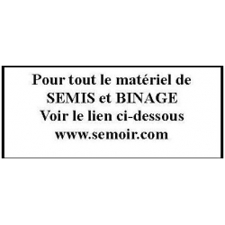 MATERIEL DE SEMIS